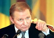 Leonid Kutjma, Ukraines præsident siden 1994 (f 9.8.38)